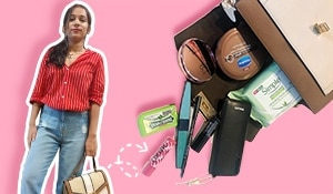 Sneak Peek: This is what a BB Beauty Editor carries to Lakmé Fashion Week