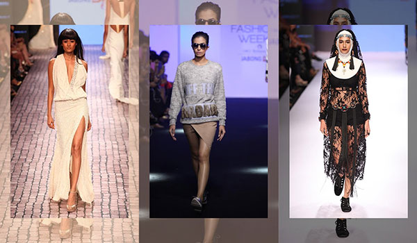 GLITZ, GLAMOUR AND TOO MUCH OOMPH ON DAY 4 OF LAKME FASHION WEEK