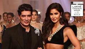 Manish Malhotra opened Lakmé Fashion Week W/F '19 with his 'resplendent' show last night! Here's a lowdown...
