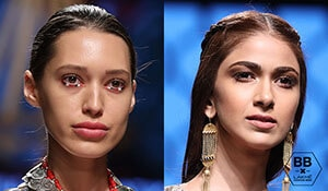 LAKMÉ FASHION WEEK-INSPIRED EYE MAKEUP IDEAS FOR NUDE LIPS