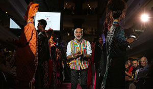 ALL ABOUT MANISH ARORA'S PSYCHEDELIC ARMY AT LAKMÉ FASHION WEEK