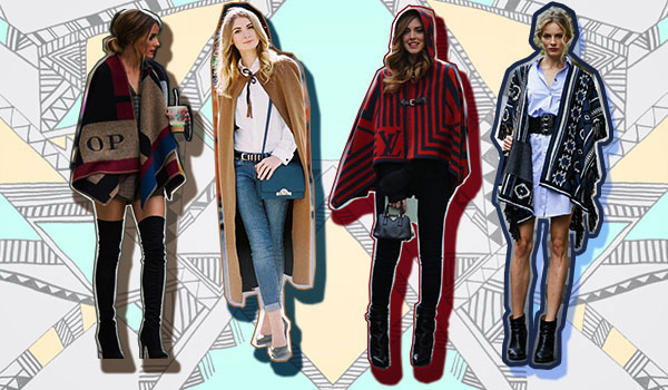 BB Trend Alert — Chic Capes And How To Style Them