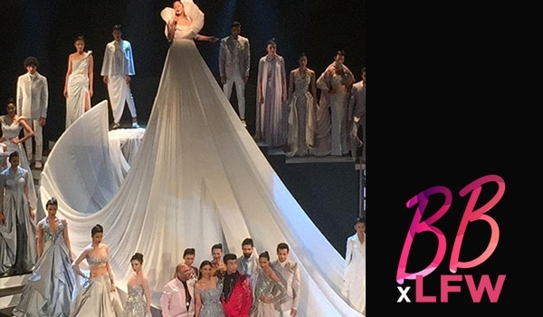 Lakmé Fashion Week S/R '19 off to a glittering start with Gaurav Gupta's ethereal show