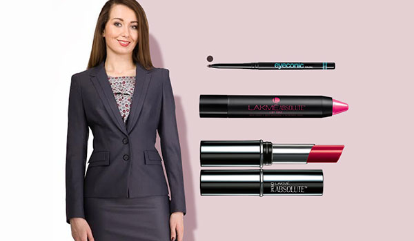 LIP COLOURS TO OOMPH UP YOUR WORK LOOK