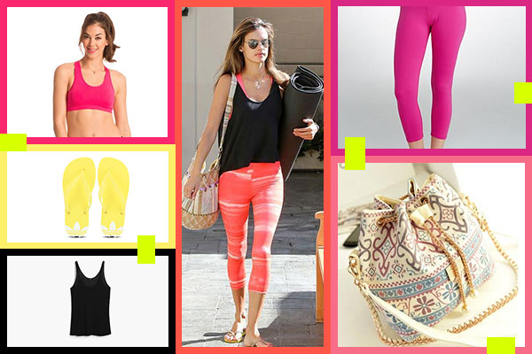 36bbd7f406b5 LESSONS FROM PINTEREST—HOW TO LOOK GOOD WHILE WORKING OUT