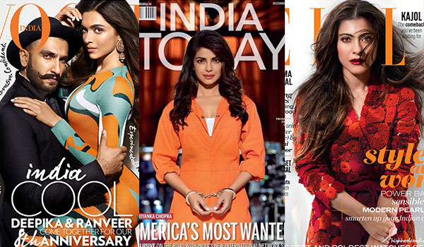 MAGAZINE COVERS OF 2015 THAT GOT OUR VOTE