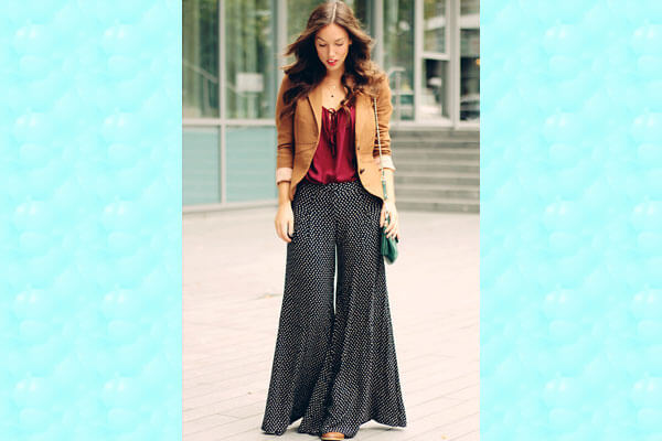 How to Make Flare Pants Work for your Body Type | BeBEAUTIFUL