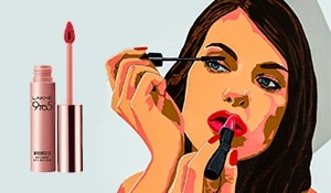 How to make the most of this multi-tasking product – Lip and cheek tint