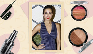 HOW TO GET MALAIKA ARORA'S DEWY MAKEUP LOOK