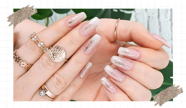 5 sheer nail art ideas to copy ASAP