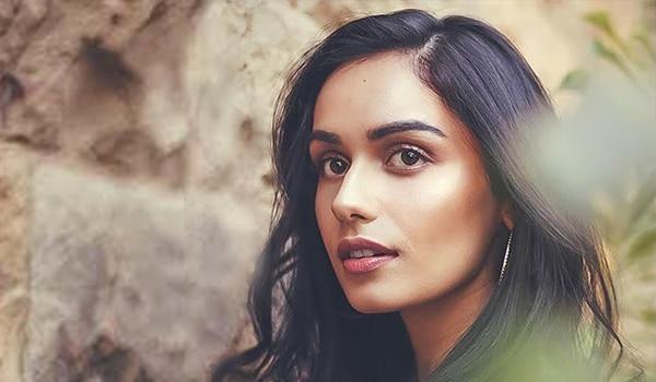 Get the look: Manushi Chhillar's daytime glam makeup look