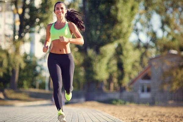 marathon athleisure runner skincare