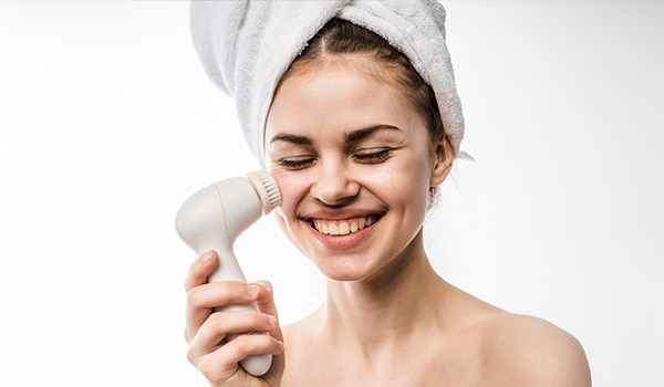 Here are some exfoliation techniques for all skin types