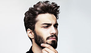 How to choose the right men's hairstyle based on your face shape