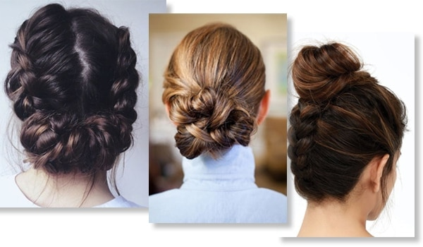Types of messy bun and how to ace them all