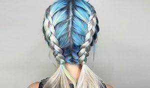 BB TREND ALERT: METALLIC HAIR