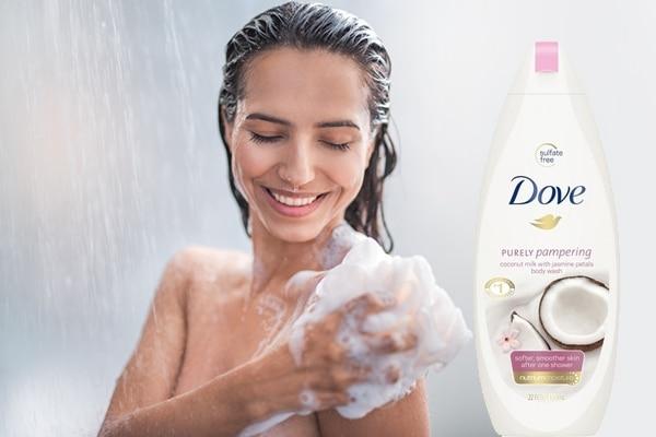 साबुन की जगह हल्के बॉडी वॉश का चुनाव करें