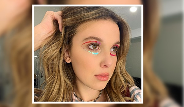 Millie Bobby Brown-inspired vibrant and unapologetic makeup looks every teenager will love
