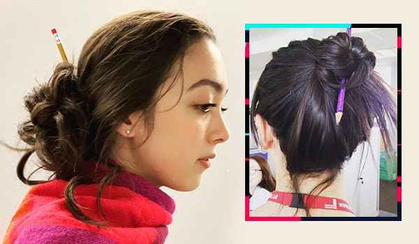 The Money Heist-inspired pencil bun is winning the internet. Here's how to get it