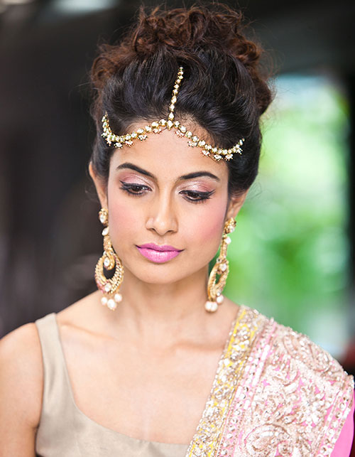 NAIL THE MONOTONE WEDDING LOOK WITH CORY WALIA