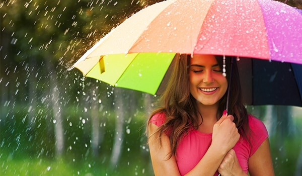 Here is a monsoon appropriate skincare routine to help you sail through the rains
