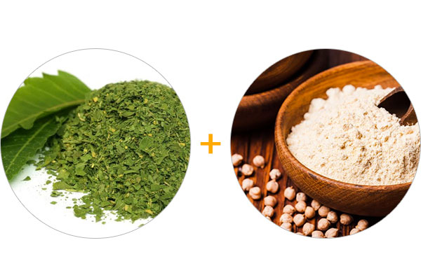 how to take neem powder orally