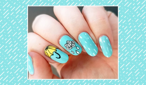 5 fun monsoon-inspired nail art designs to try RN