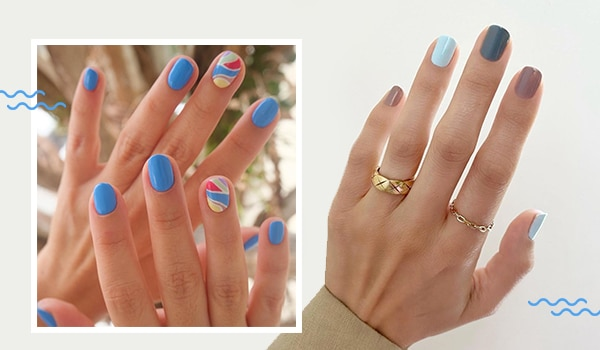 Quirky monsoon themed nail art ideas to try RN