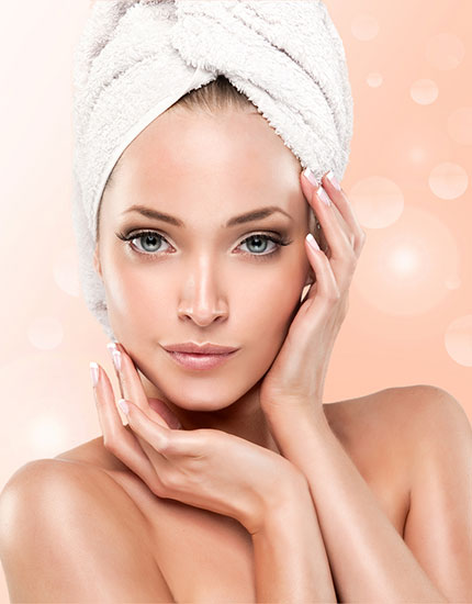 morning routine to flawless skin face massage 430x550