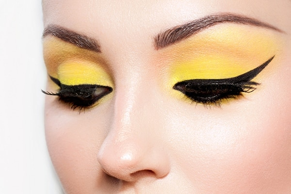 #3 How to do a cat eye?