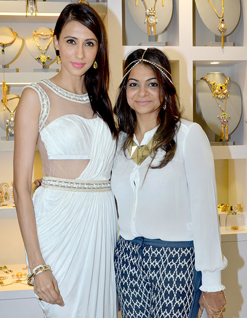 NEW LAUNCH—MULTI-DESIGNER JEWELLERY STORE 'MINERALI'