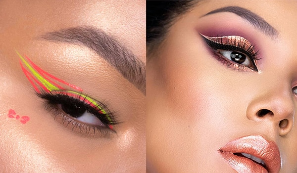 5 multi-winged eyeliner looks to try right away