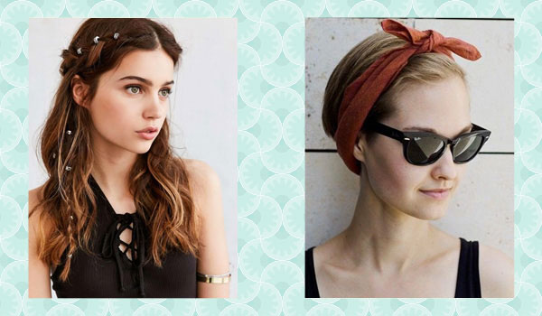 Music festival hairstyles for every hair length