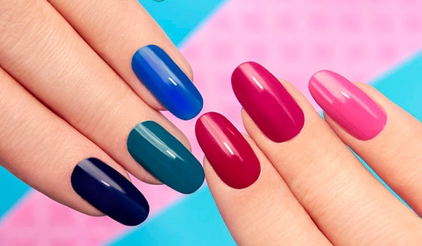 5 gorgeous nail polish shades for the wedding season