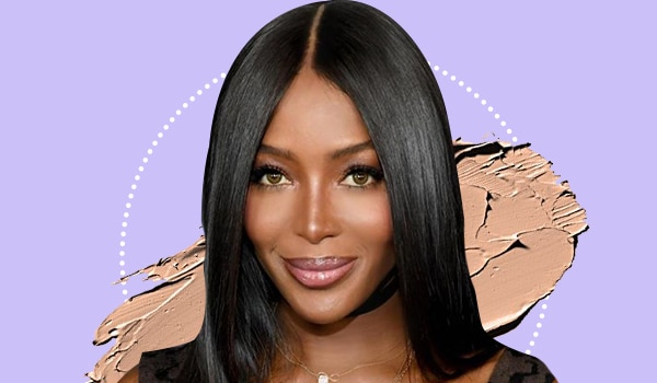Supermodel Naomi Campbell's genius concealer hack for glowing skin