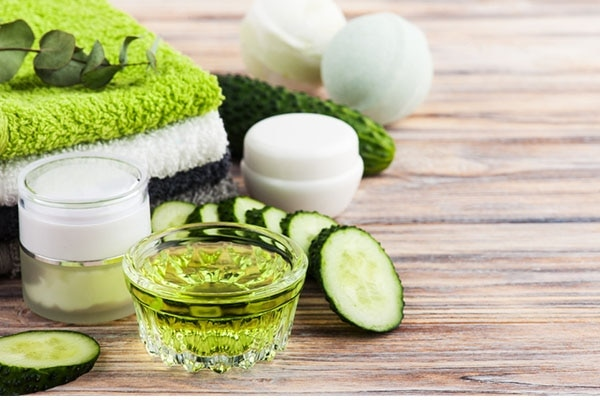 Cucumbers Revitalize Your Skin