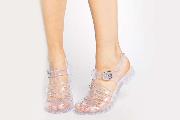 Wear appropriate footwear