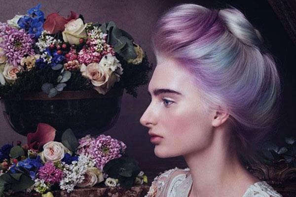 new hair trend pantone hair colour