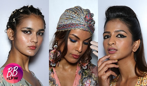New makeup trends alert! Beauty on Day 03 of the Lakmé Fashion Week S/R '19