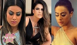 Nia Sharma's eye makeup is high on drama… Here's proof!