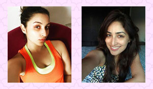OUR FAVE NO-MAKEUP SELFIES FROM BOLLYWOOD