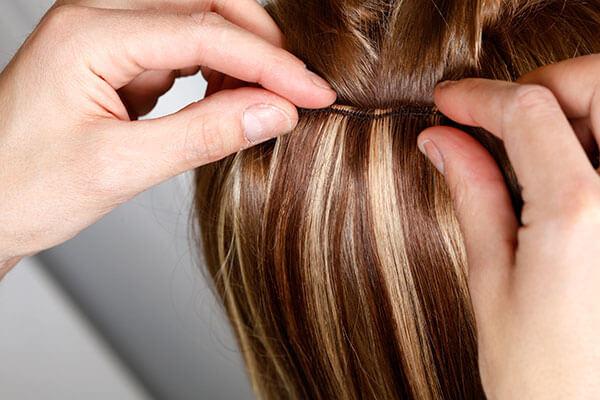 No scalp troubles