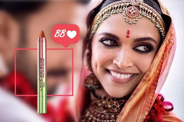 Nude lips are even perfect for a wedding look, when you want to focus on your eye makeup.