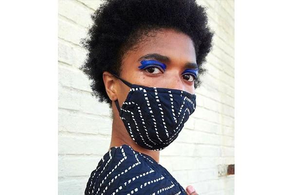 Cobalt eyelids