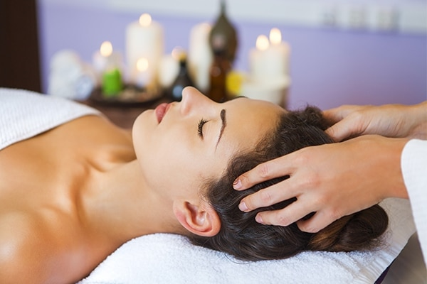 How often should you use a hot oil treatment?