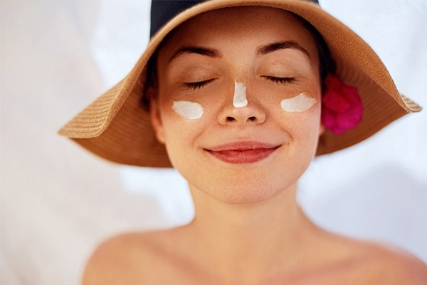 Sunscreen is sacred: