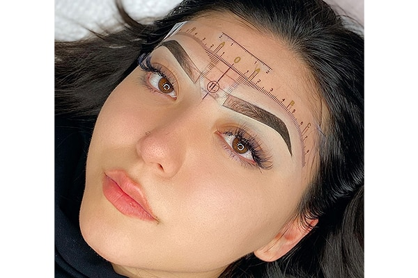What is the ombre eyebrow shading trend | Be Beautiful India