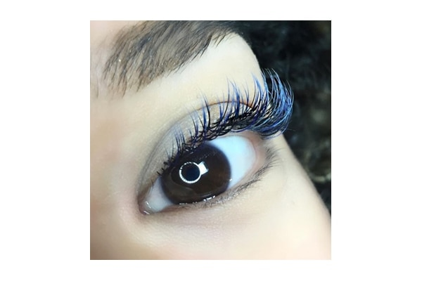 ombre lashes latest instagram trend