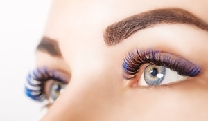 Ombré Lashes–the latest Instagram trend. Are you game?