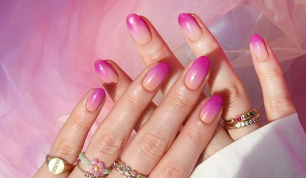 Wave farewell to boring nails with these trendy ombre nail art ideas